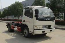 中汽力威牌HLW5073ZXX6EQ型車廂可卸式垃圾車