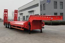 福财12.5米31.3吨3轴低平板半挂车(YJX9400TDPA)