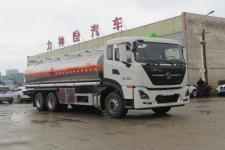 國六東風天龍鋁合金運油車