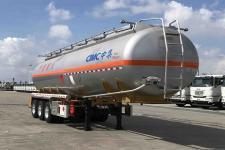 中集11.3米31.2吨3轴易燃液体罐式运输半挂车(ZJV9402GRYJMA)