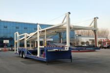 中企航天13.8米17.1吨2轴乘用车辆运输半挂车(HTM9250TCC)