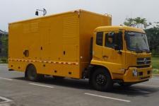 国六东风CLW5120XDYD6型电源车