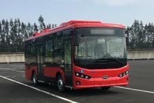 8.1米|比亚迪纯电动城市客车(BYD6810HZEV11)