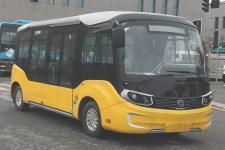 6米金旅XML6606JEVA0C2纯电动城市客车