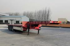 永甲12.5米33吨3轴低平板半挂车(MQ9400TDP)
