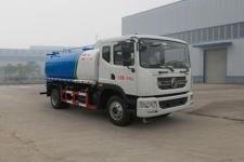 國六東風多利卡D9灑水車廠家直銷價格最低