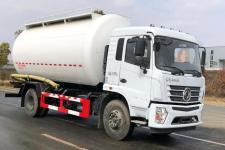 国六东风新款18方低密度粉粒物料运输车
