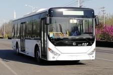 10.5米中通纯电动城市客车