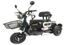 爱玛牌AM500DQZ-7型电动正三轮轻便摩托车图片