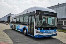 10.5米|中植汽车燃料电池低入口城市客车(SPK6101FCEVG)