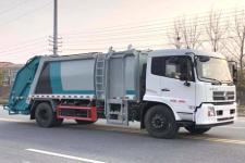 东风国六垃圾分捡运输车厂家价格