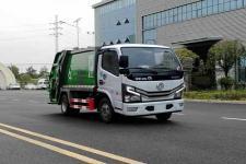 国六东风多利卡压缩式垃圾车厂家价格