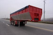 龙星汇8.5米31.5吨3轴散装粮食运输半挂车(HLV9400ZLS)