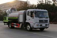 國五東風天錦10噸多功能灑水抑塵車價格