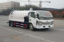 国六东风多利卡清洗吸污两用车价格13607286060