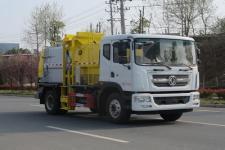 國六東風D9大多利卡餐廚垃圾車廠家直銷價格
