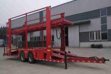 川堰11.5米9.2吨2轴中置轴车辆运输挂车(GTW9160TCL)