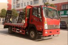 程力威牌CLW5042TPBC5型平板运输车