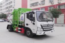 国六福田餐厨垃圾车价格