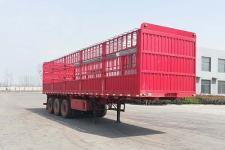 景赫10.5米33.5吨3轴仓栅式运输半挂车(YCD9401CCY)