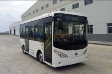 6米 中宜纯电动城市客车(JYK6600GBEV1)