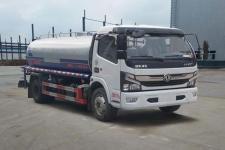 国六东风8吨绿化喷洒车
