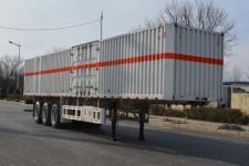 天骏德锦11米32.2吨3轴杂项危险物品厢式运输半挂车(TJV9400XZWK)