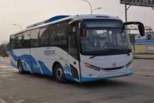 10.7米广通纯电动客车