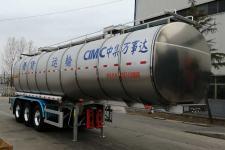 万事达10.8米33.3吨3轴食用油运输半挂车(SDW9405GSY)