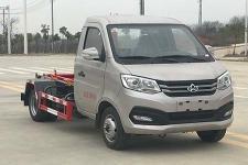 帝王环卫牌HDW5032ZXXS6型车厢可卸式垃圾车