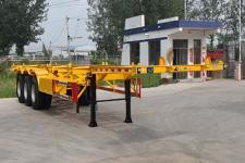 陆锋12.4米34.5吨3轴集装箱运输半挂车(LST9400TJZ)