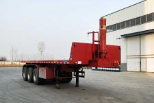 ?#29615;?.5米32吨3平板自卸半挂车