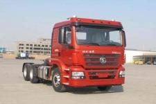 陕汽重卡 德龙新M3000 轻量化版 350马力 6X4牵引车(后提升)(SX4250MB4)