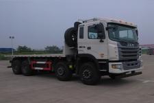 江淮牌HFC3311P1K6H35S3V型平板自卸车图片