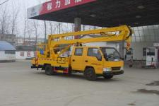 江铃14-16米双排高空作业车