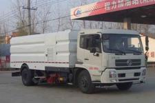 东风天锦豪华大型16吨洗扫车