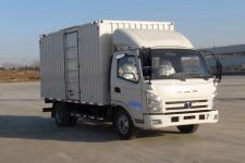 飞碟牌FD5041XXYW17K5-1型厢式运输车图片