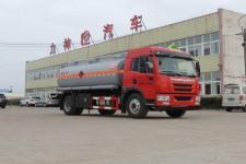 解放8吨油罐车