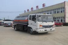 國五東風加油車