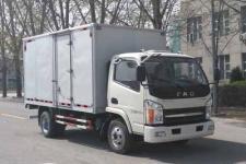 一汽凌河4.2米箱车  130马力  朝柴动力   2018款   箱体可选
