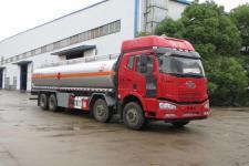 解放J6 前四后八20吨油罐车