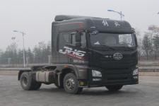 解放单桥平头柴油牵引车355马力(CA4183P25K2E5A80)