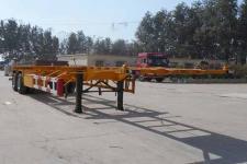 雨辰12.4米30.5吨2轴集装箱运输半挂车(SCD9351TJZ)