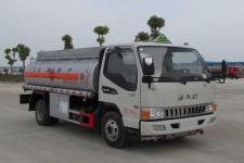 江淮骏铃国五4.82方油罐车(CSC5071GJYJH5加油车)
