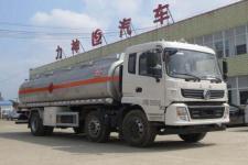 國五東風小三軸運油車