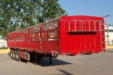 霸申特12米34.1噸3軸倉柵式運輸半掛車(BST9400CCYD)