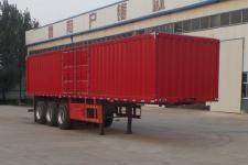 同强7.5米31.8吨3轴厢式运输半挂车(LJL9403XXY)