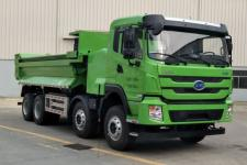 比亚迪牌BYD3310EH9BEV2型纯电动自卸车图片