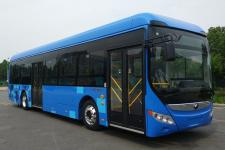 12米|宇通插电式混合动力低入口城市客车(ZK6125CHEVNPG37)