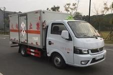 東風途逸國六3米毒性和感染性物品廂式運輸車價格